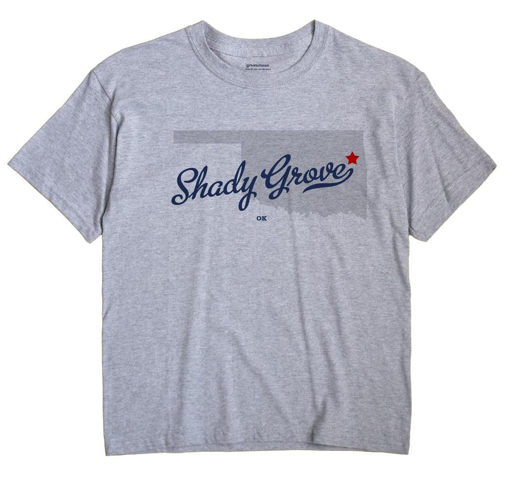 Shady Grove, Cherokee County, Oklahoma OK Souvenir Shirt