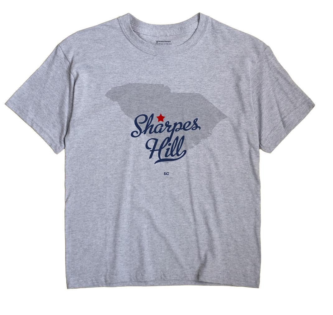 Sharpes Hill, South Carolina SC Souvenir Shirt