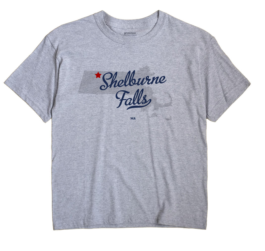 Shelburne Falls, Massachusetts MA Souvenir Shirt
