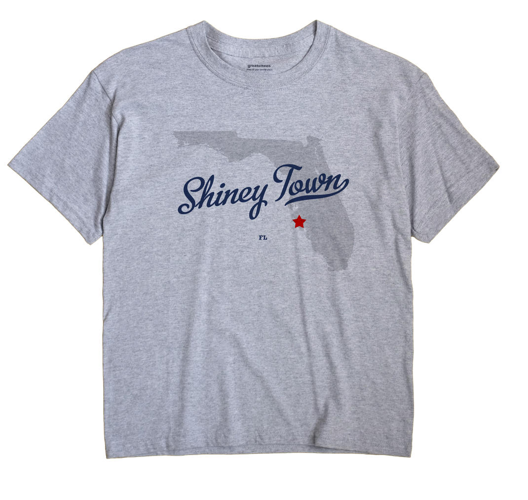 Shiney Town, Florida FL Souvenir Shirt