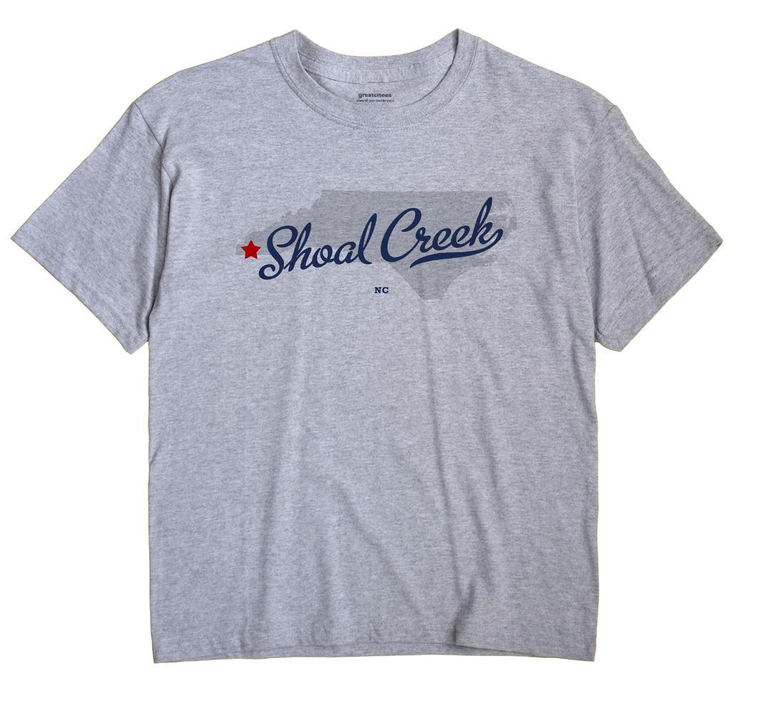 Shoal Creek, North Carolina NC Souvenir Shirt