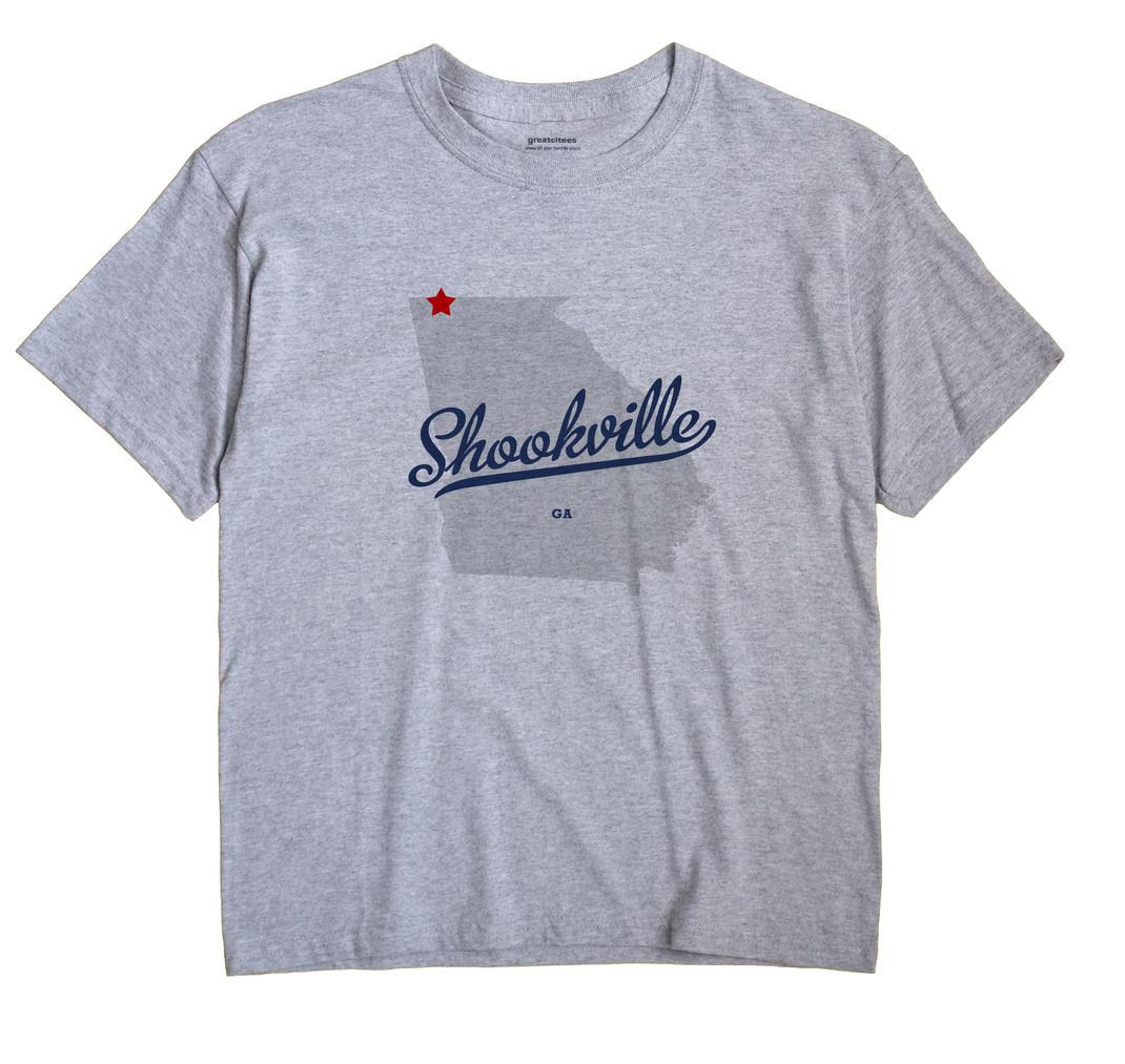 Shookville, Georgia GA Souvenir Shirt