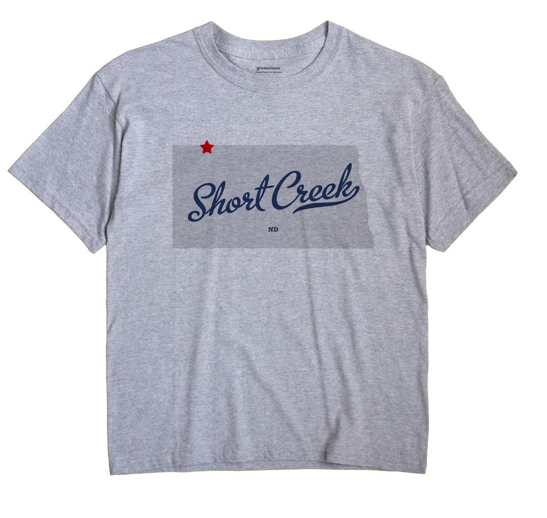 Short Creek, North Dakota ND Souvenir Shirt