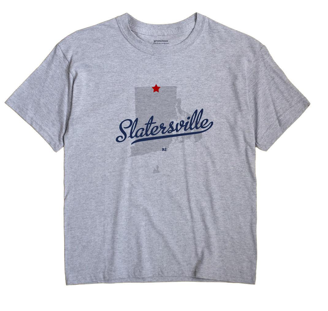 Slatersville, Rhode Island RI Souvenir Shirt