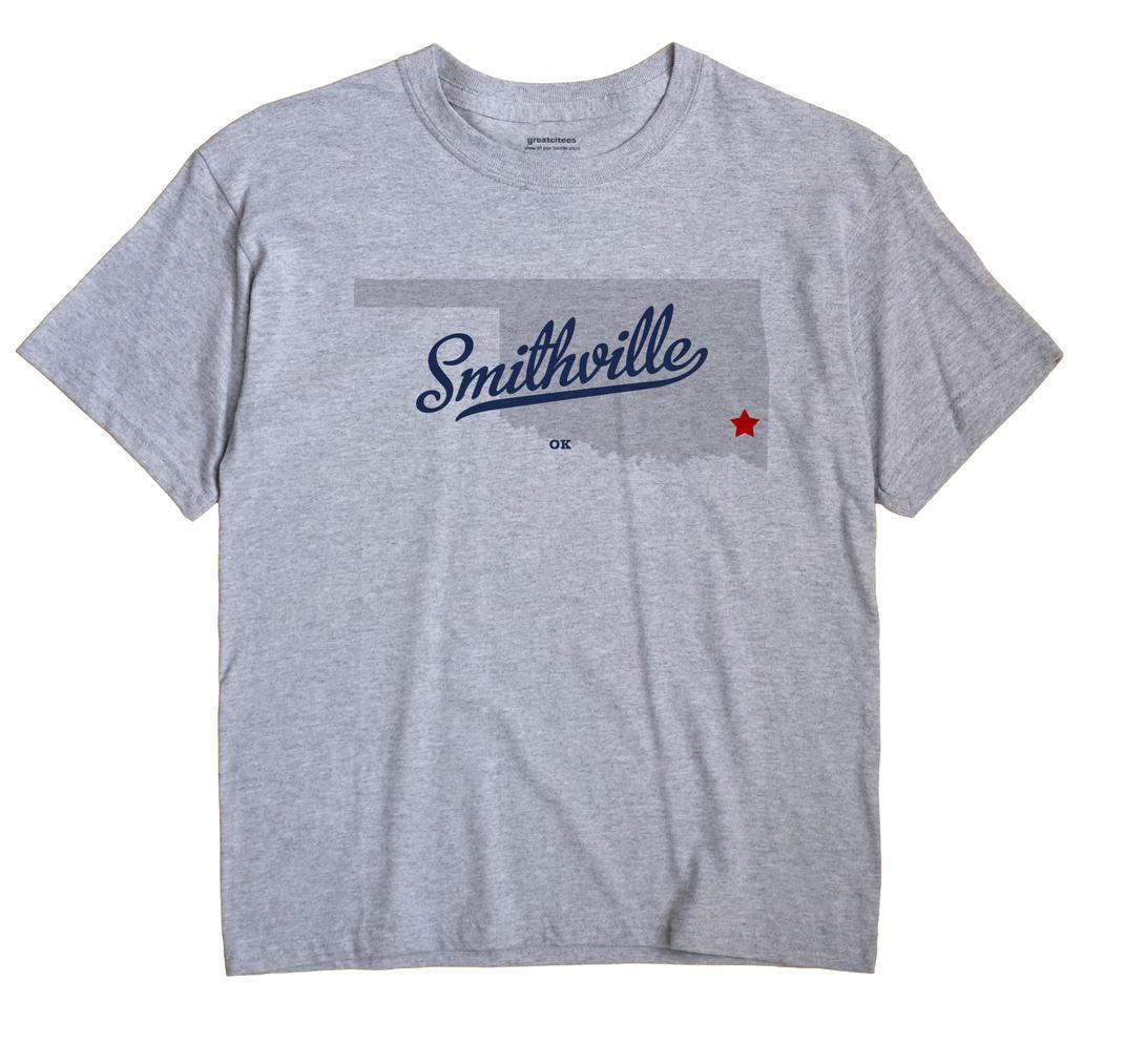 Smithville, Oklahoma OK Souvenir Shirt