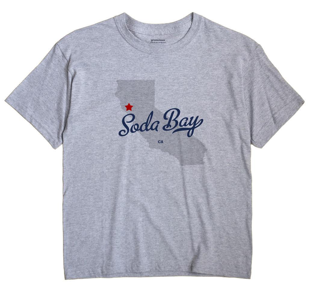 Soda Bay, California CA Souvenir Shirt