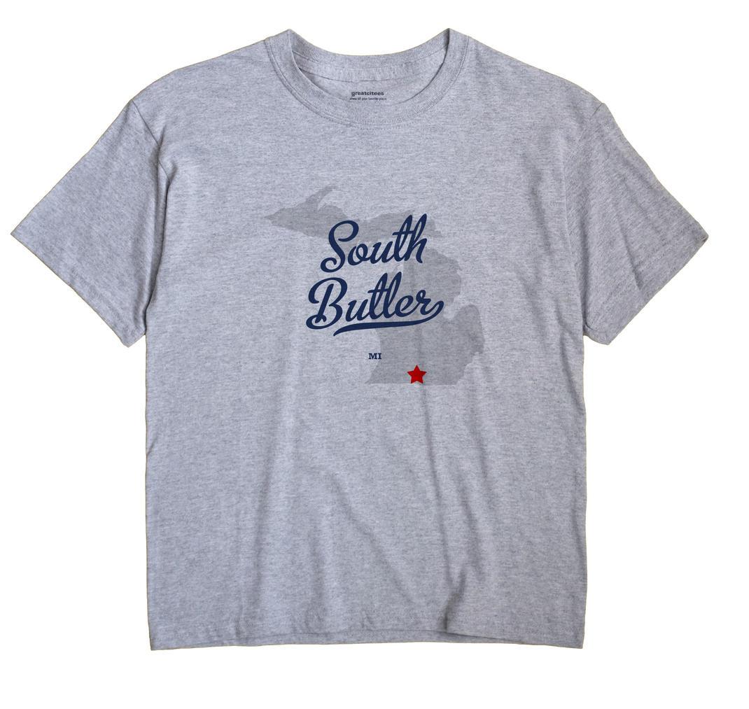 South Butler, Michigan MI Souvenir Shirt