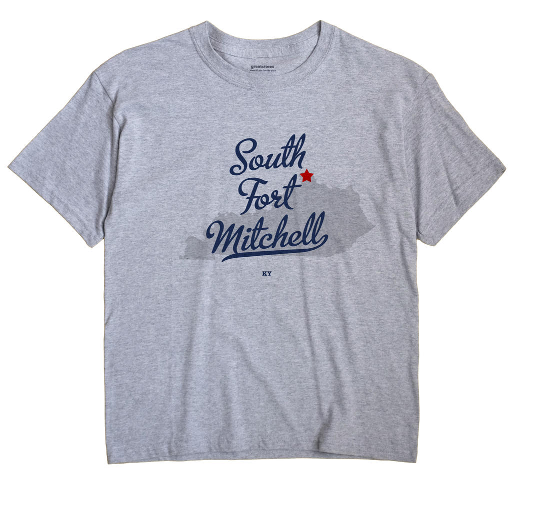 South Fort Mitchell, Kentucky KY Souvenir Shirt