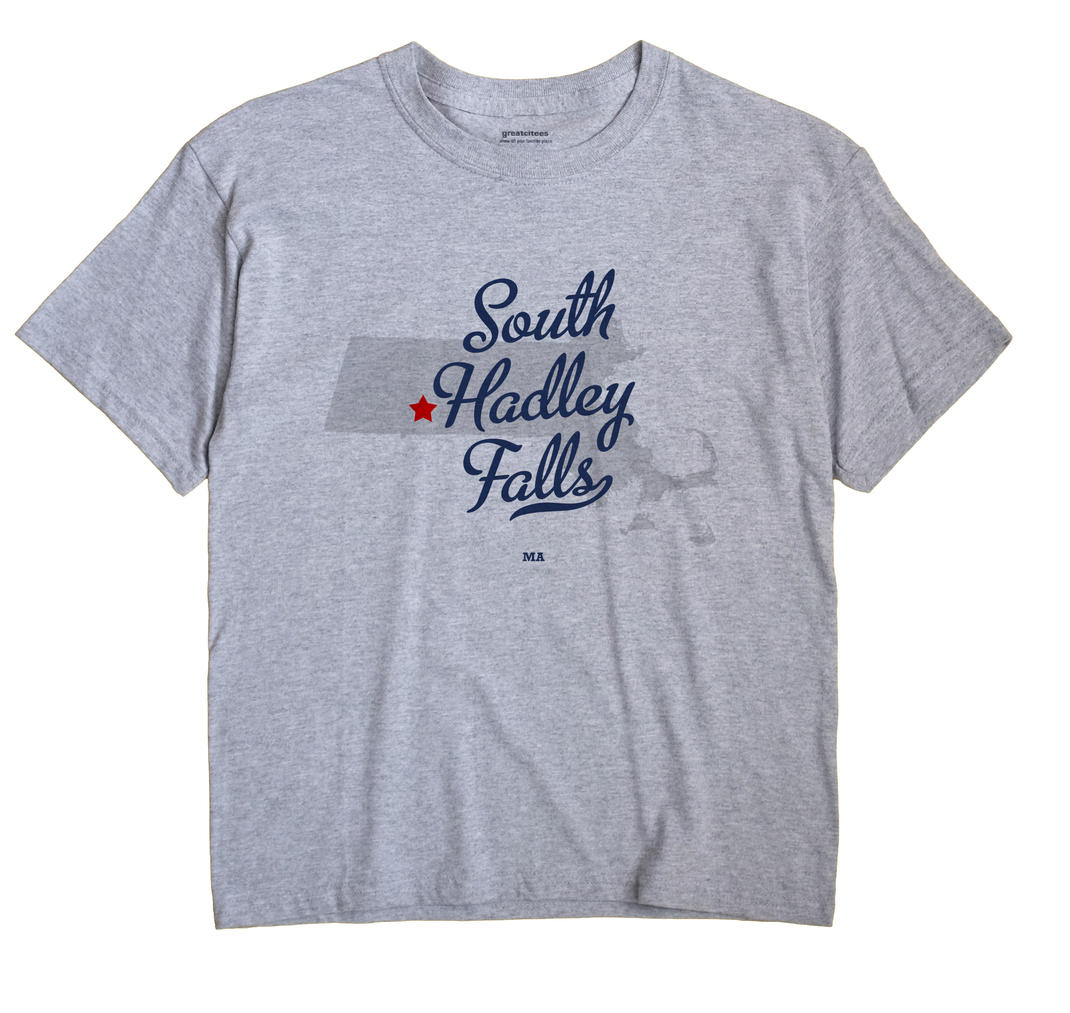 South Hadley Falls, Massachusetts MA Souvenir Shirt