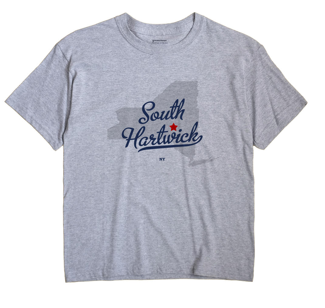 South Hartwick, New York NY Souvenir Shirt