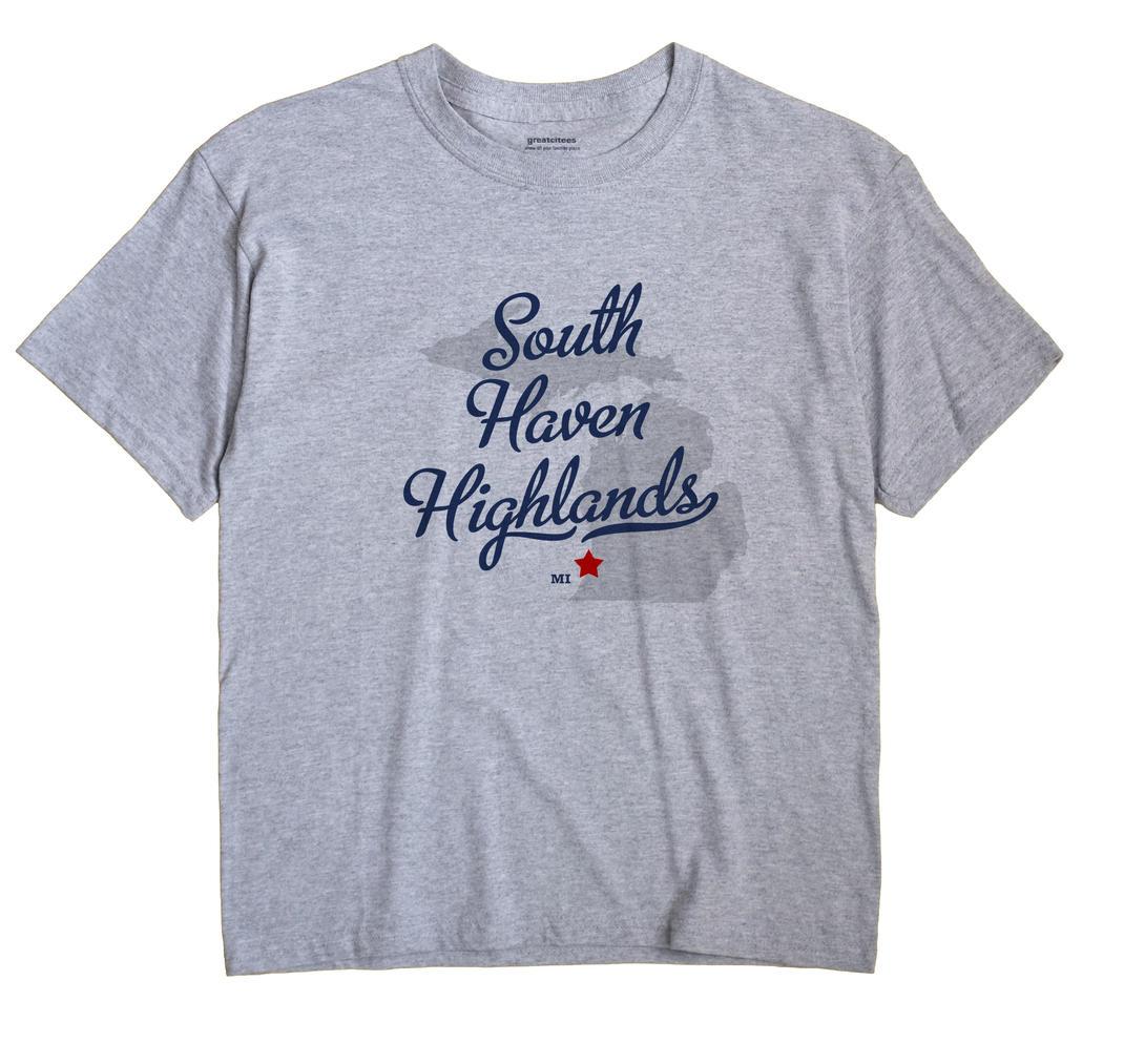 South Haven Highlands, Michigan MI Souvenir Shirt