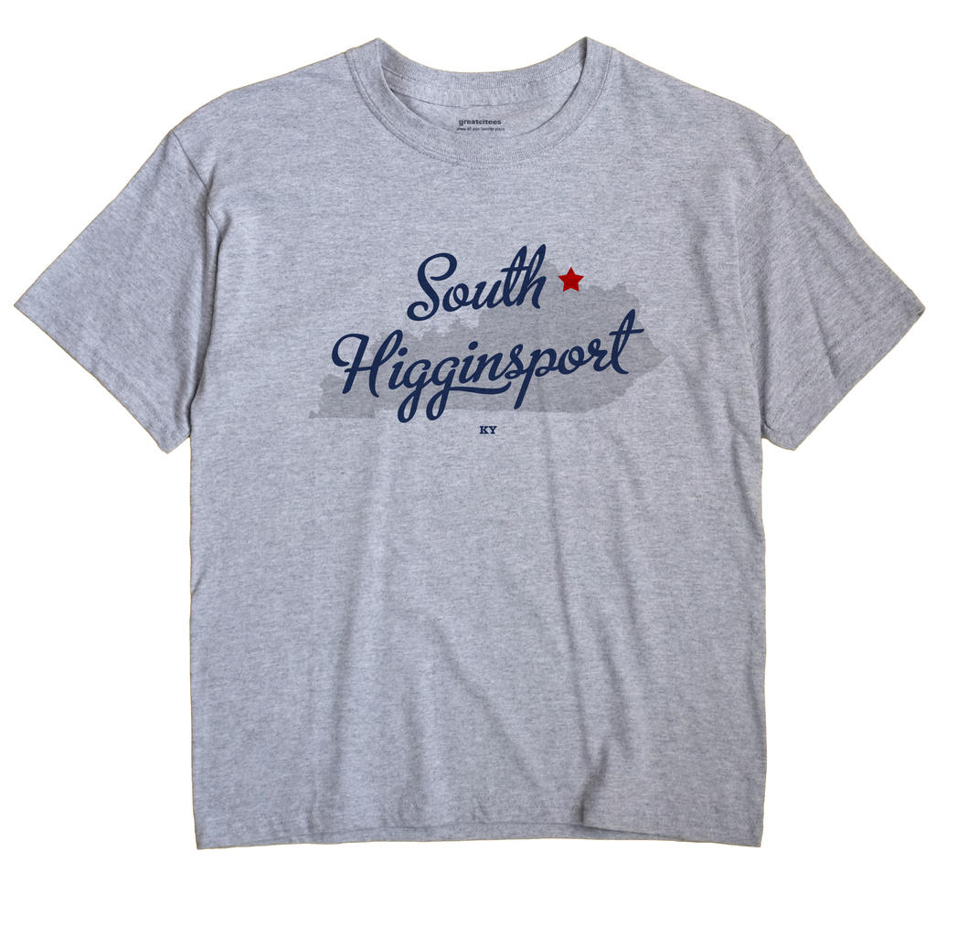 South Higginsport, Kentucky KY Souvenir Shirt