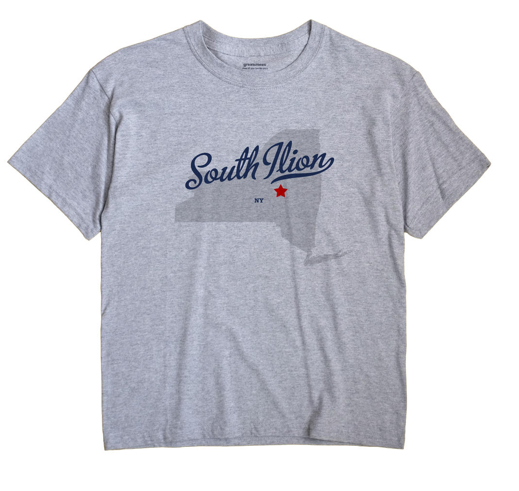 South Ilion, New York NY Souvenir Shirt