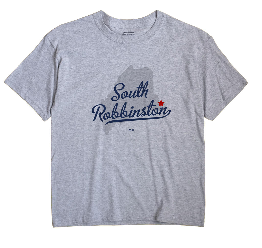 South Robbinston, Maine ME Souvenir Shirt