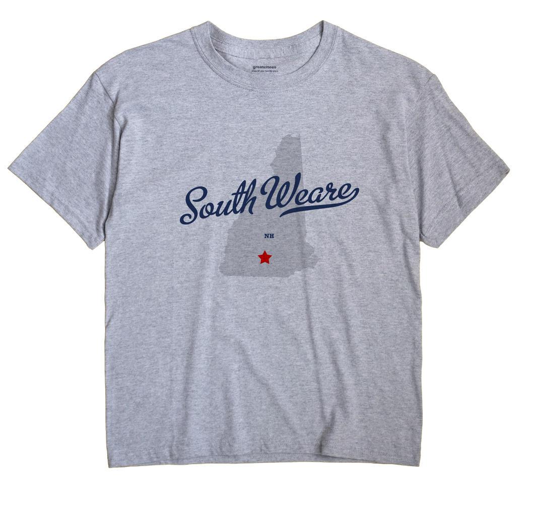 South Weare, New Hampshire NH Souvenir Shirt