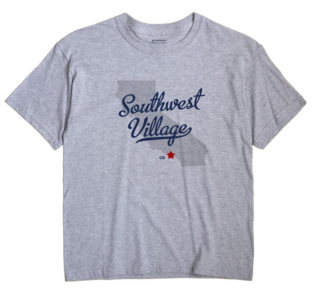 Southwest Village, California CA Souvenir Shirt