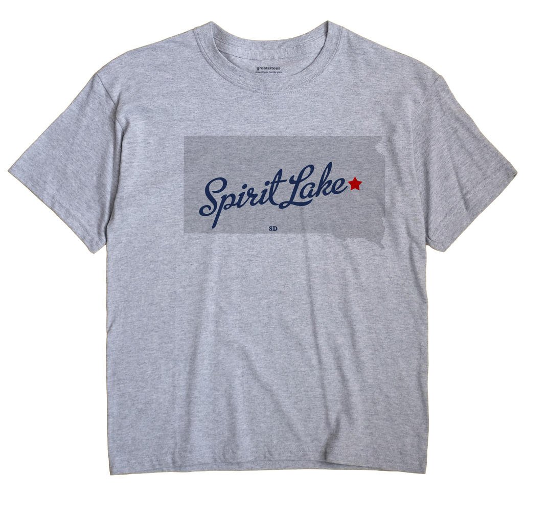 Spirit Lake, South Dakota SD Souvenir Shirt