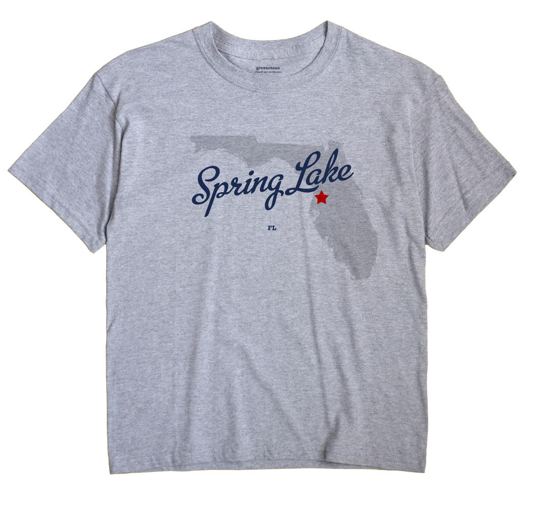 Spring Lake, Florida FL Souvenir Shirt