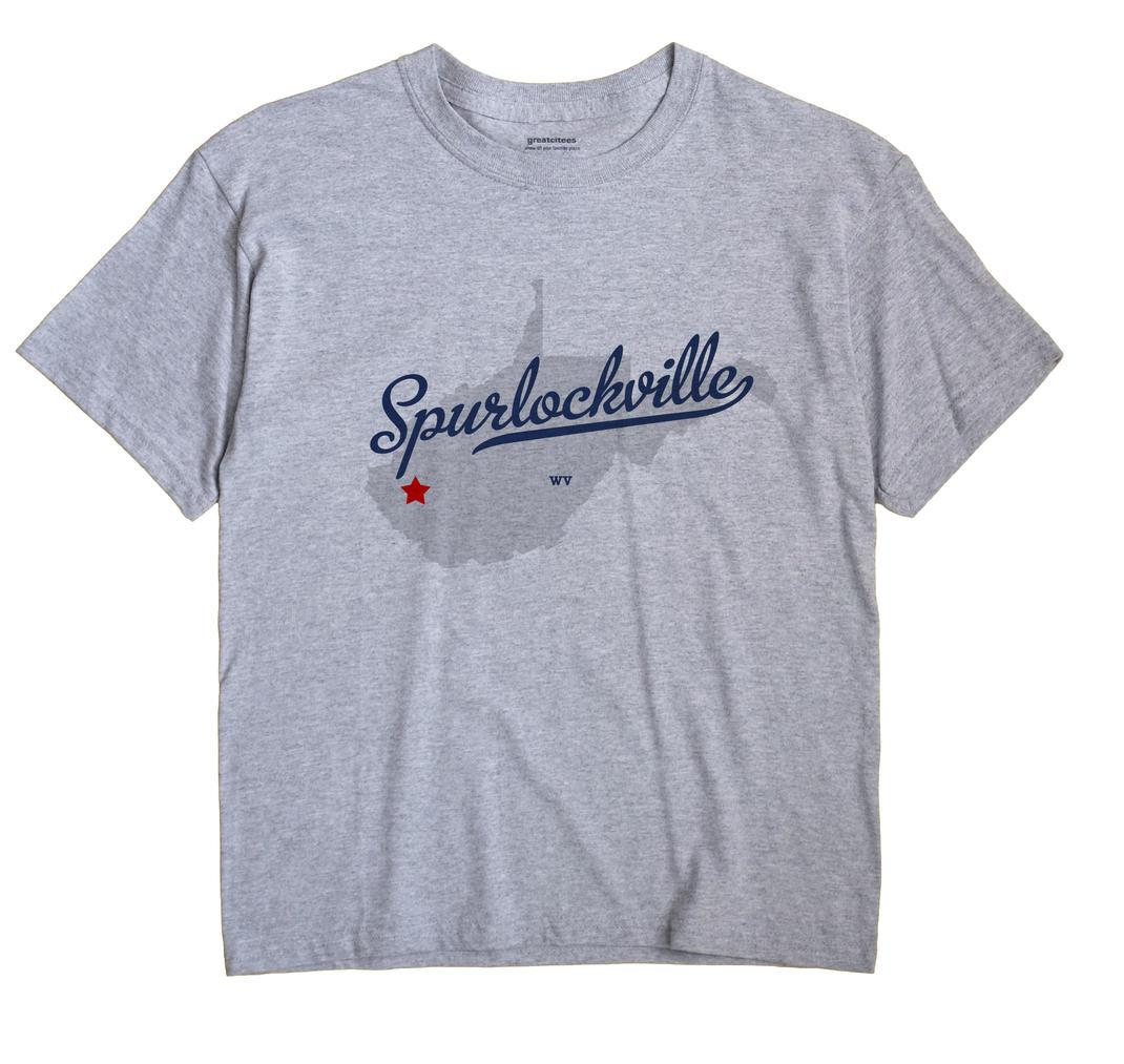 Spurlockville, West Virginia WV Souvenir Shirt