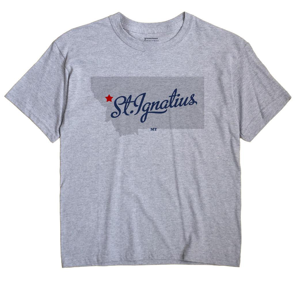 St.Ignatius, Montana MT Souvenir Shirt