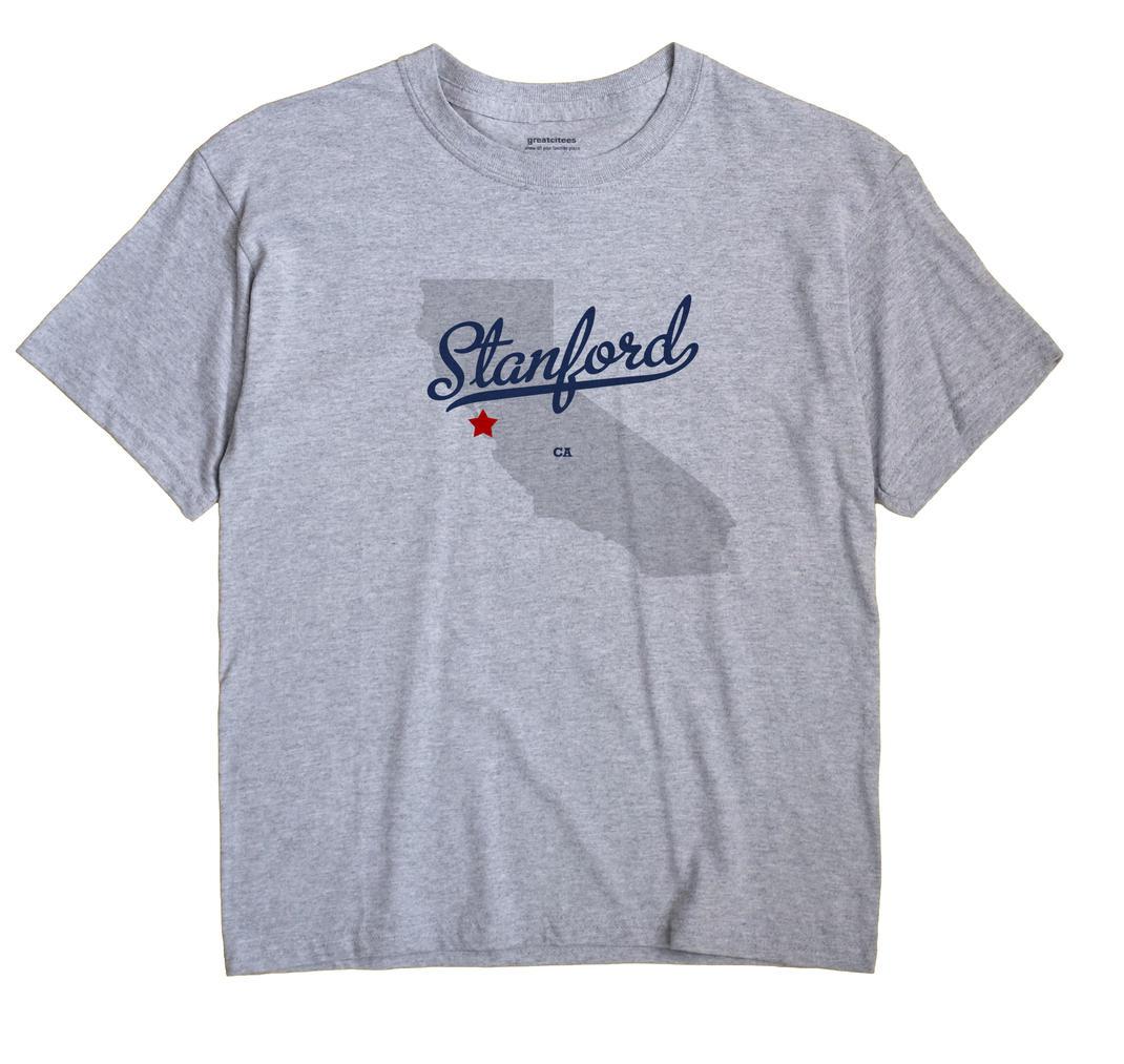 Stanford, California CA Souvenir Shirt