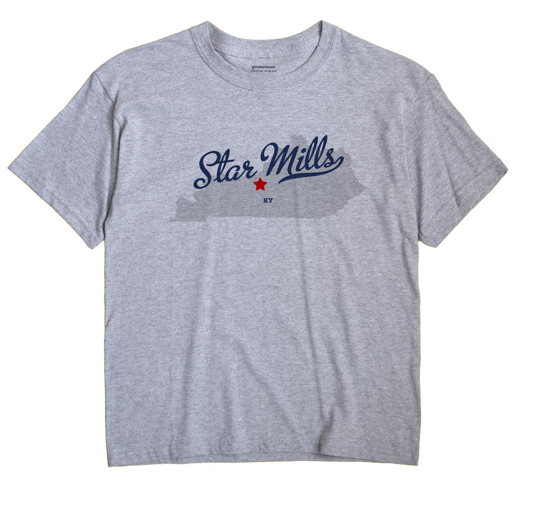 Star Mills, Kentucky KY Souvenir Shirt