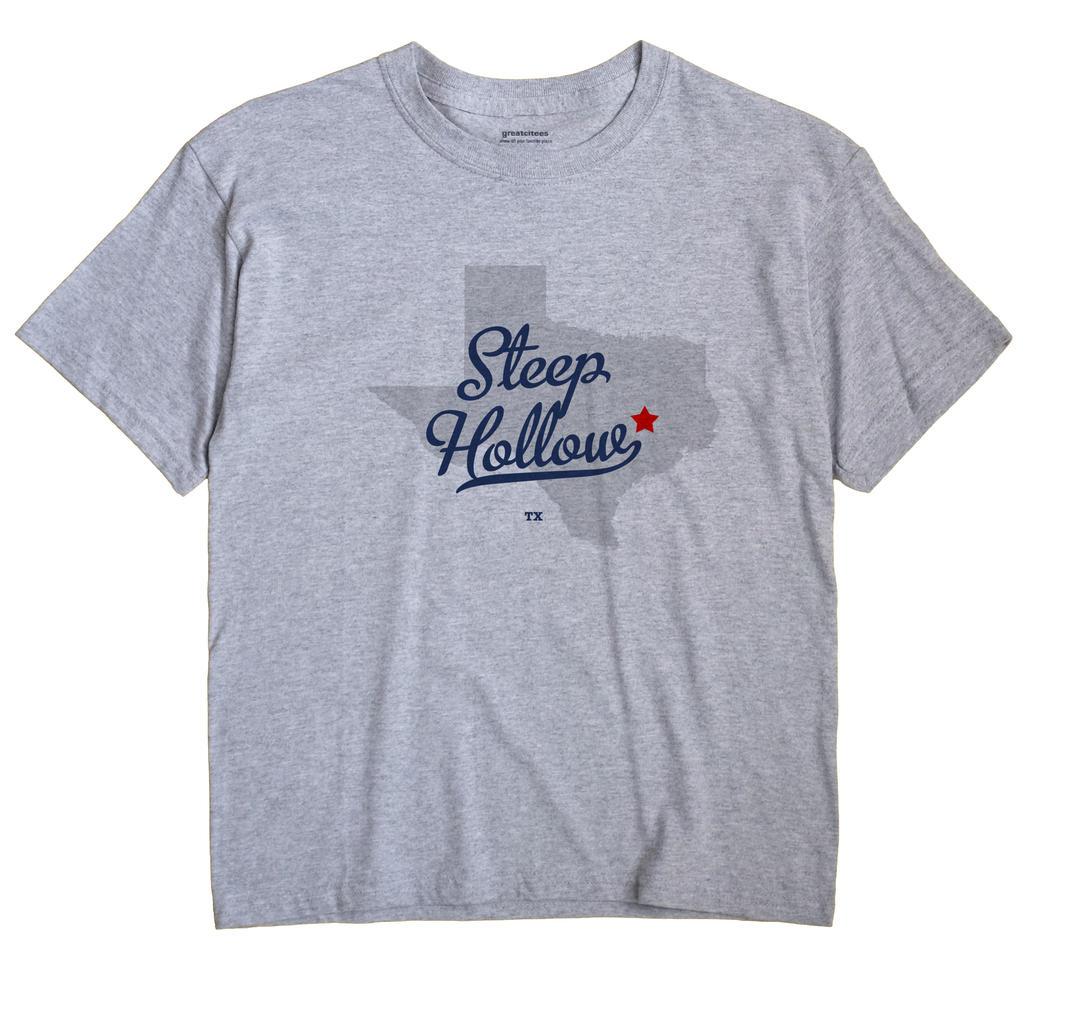 Steep Hollow, Texas TX Souvenir Shirt