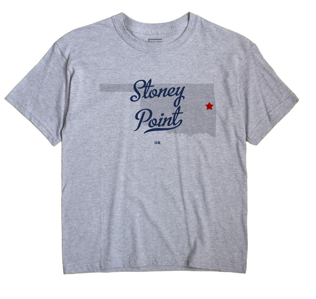 Stoney Point, Oklahoma OK Souvenir Shirt