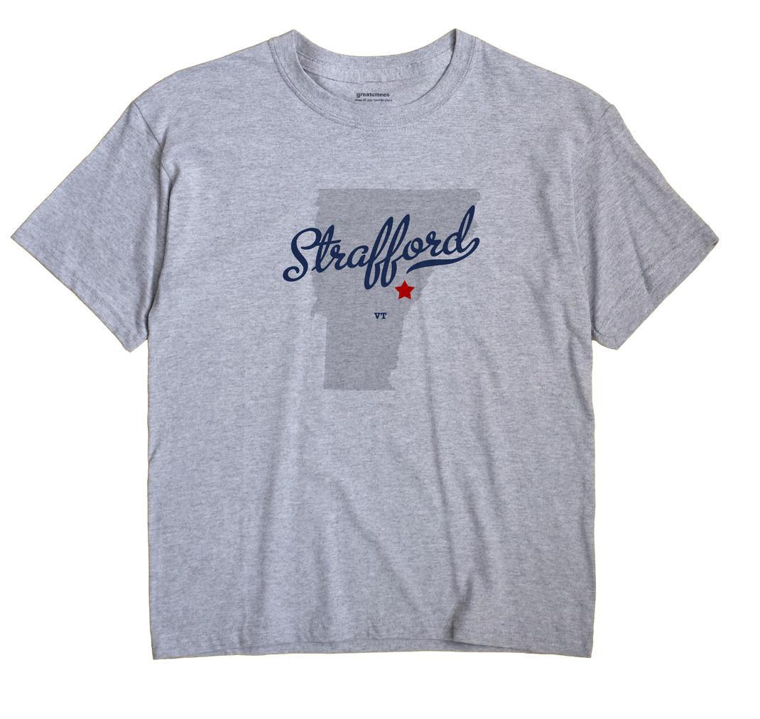 Strafford, Vermont VT Souvenir Shirt