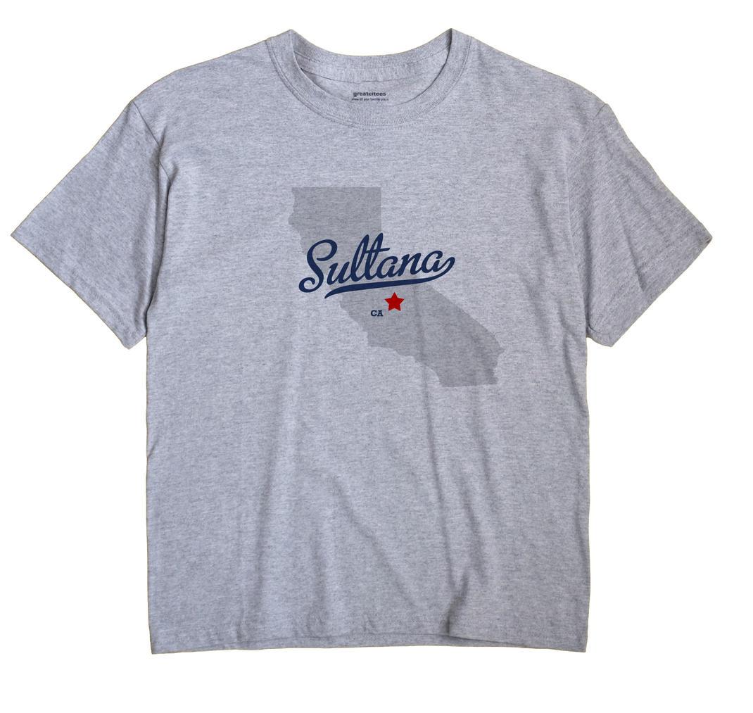 Sultana, California CA Souvenir Shirt
