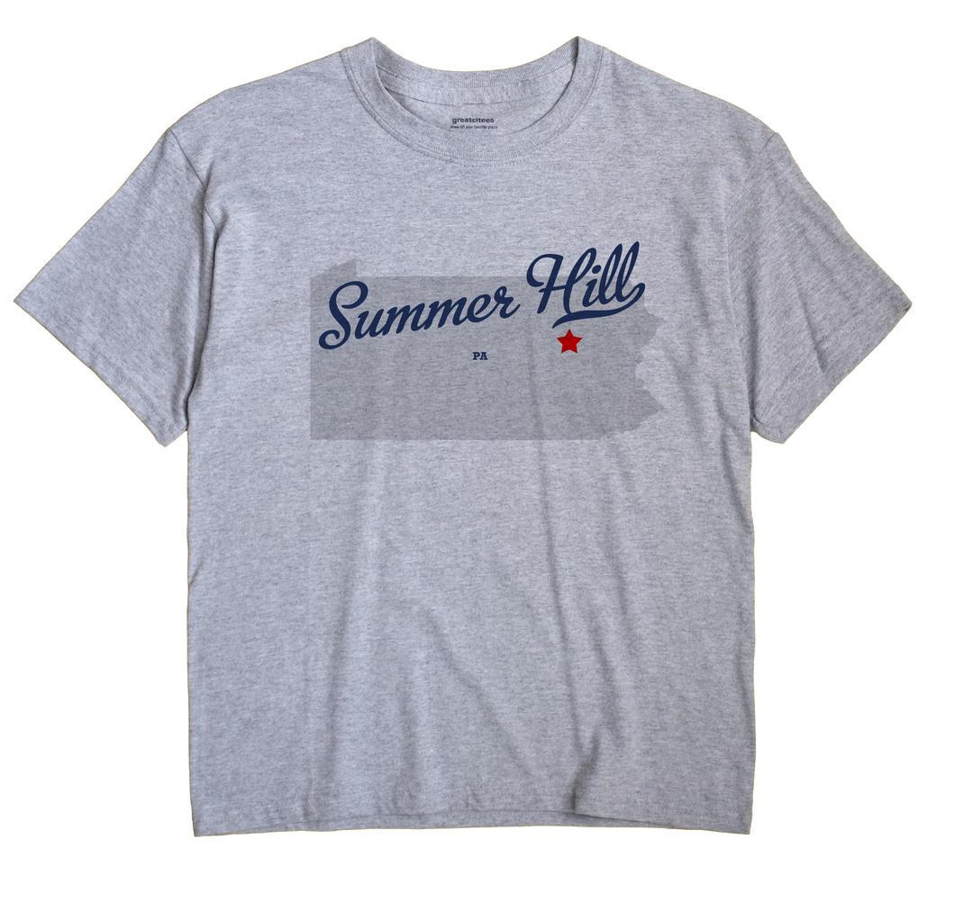 Summer Hill, Pennsylvania PA Souvenir Shirt