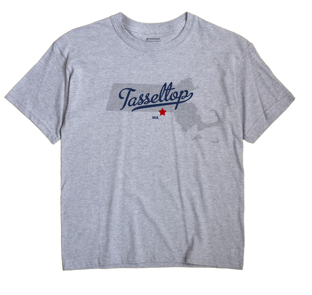 Tasseltop, Massachusetts MA Souvenir Shirt