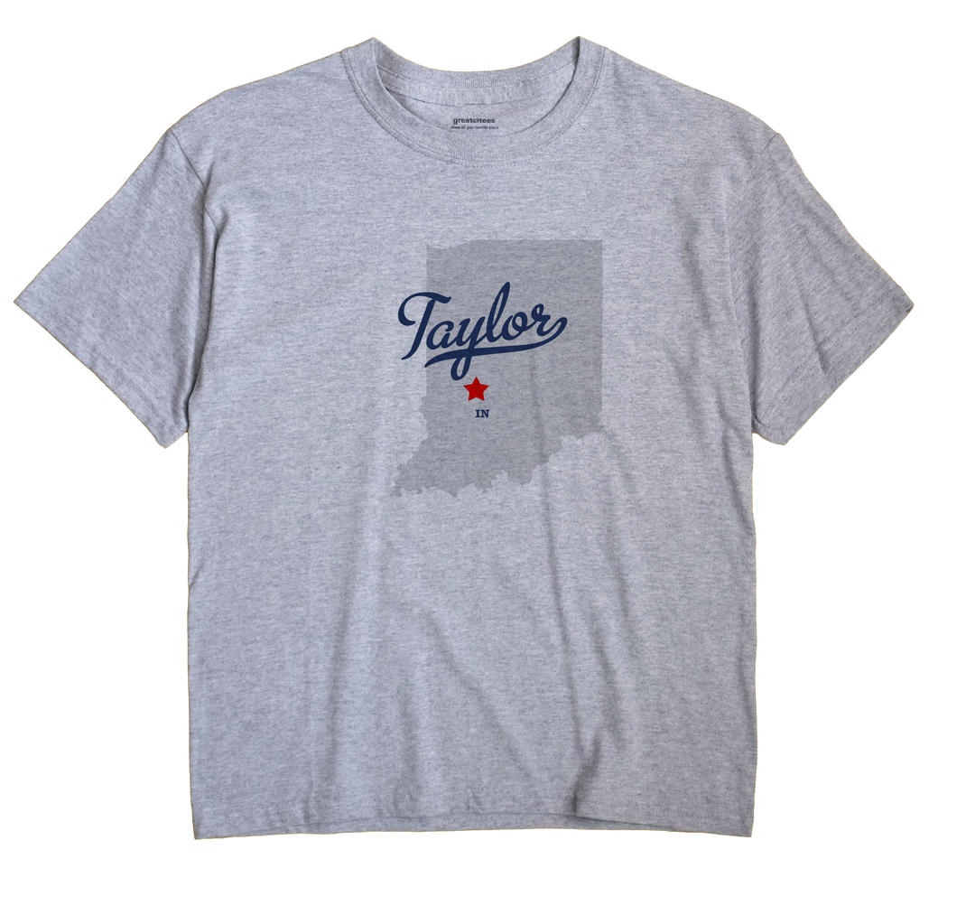 Taylor, Owen County, Indiana IN Souvenir Shirt