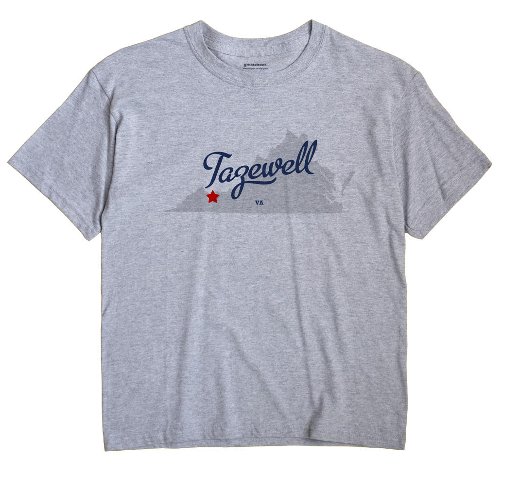 Tazewell, Virginia VA Souvenir Shirt