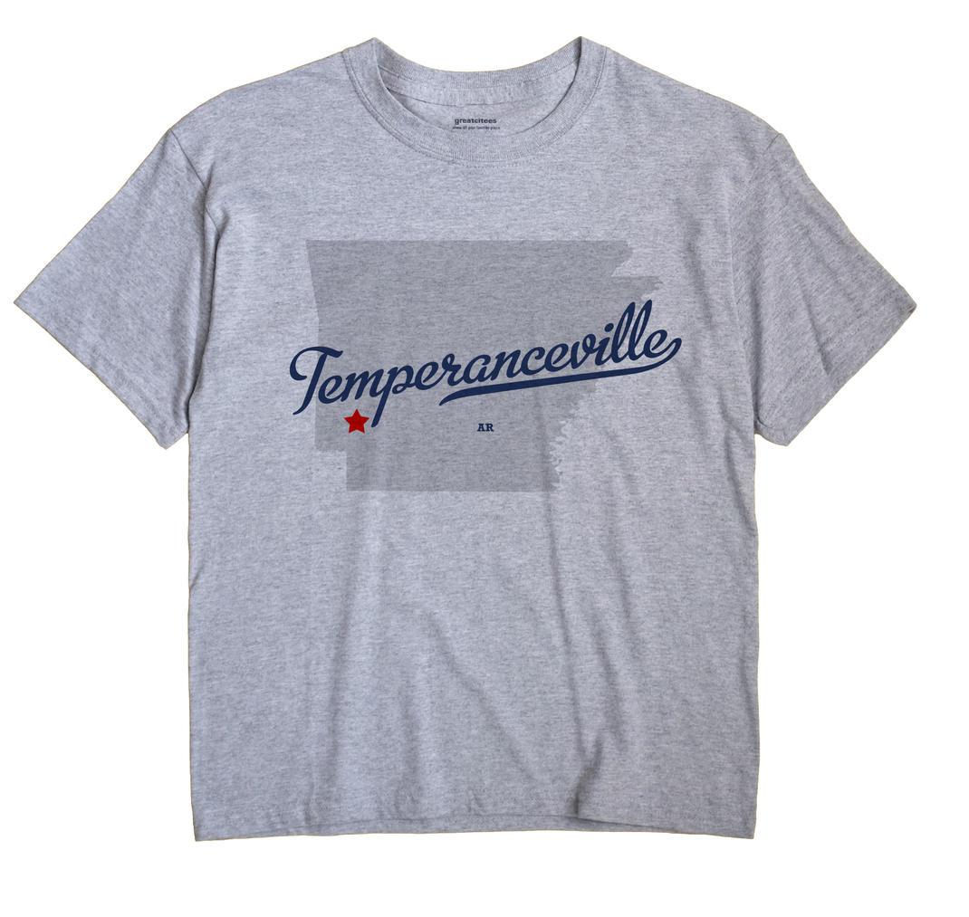 Temperanceville, Arkansas AR Souvenir Shirt