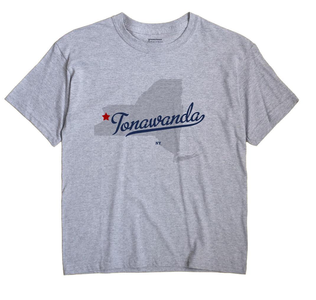 Tonawanda, New York NY Souvenir Shirt