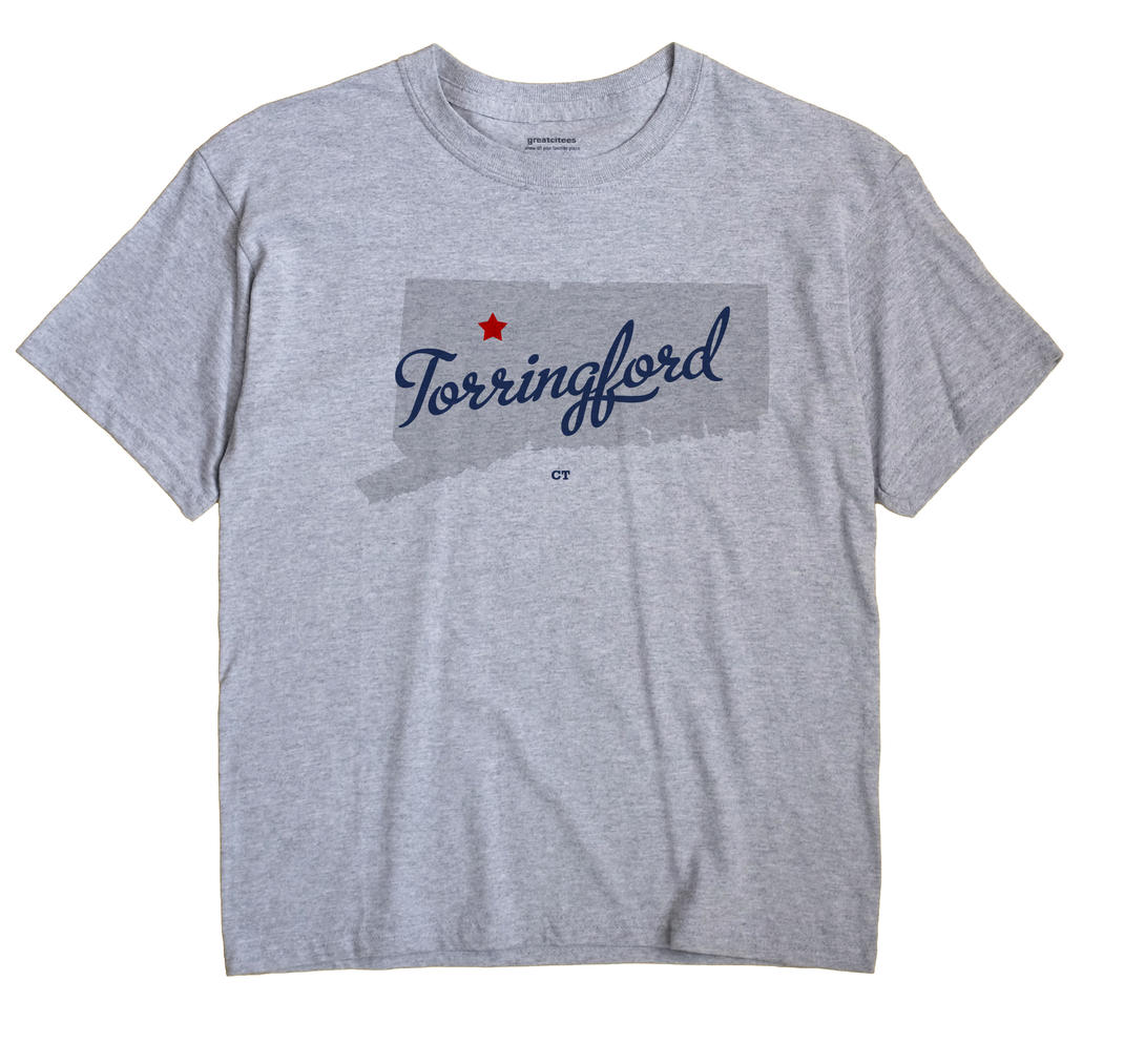 Torringford, Connecticut CT Souvenir Shirt