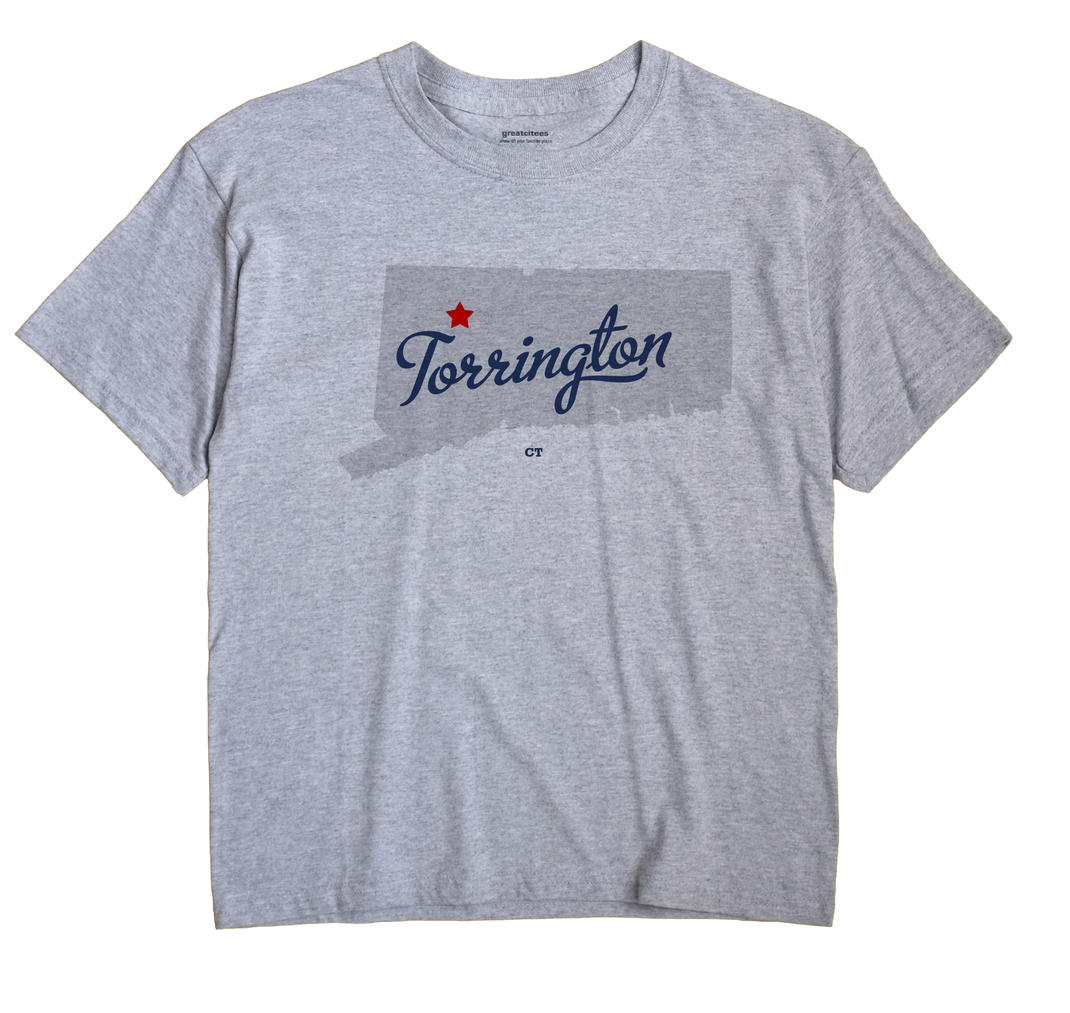 Torrington, Connecticut CT Souvenir Shirt