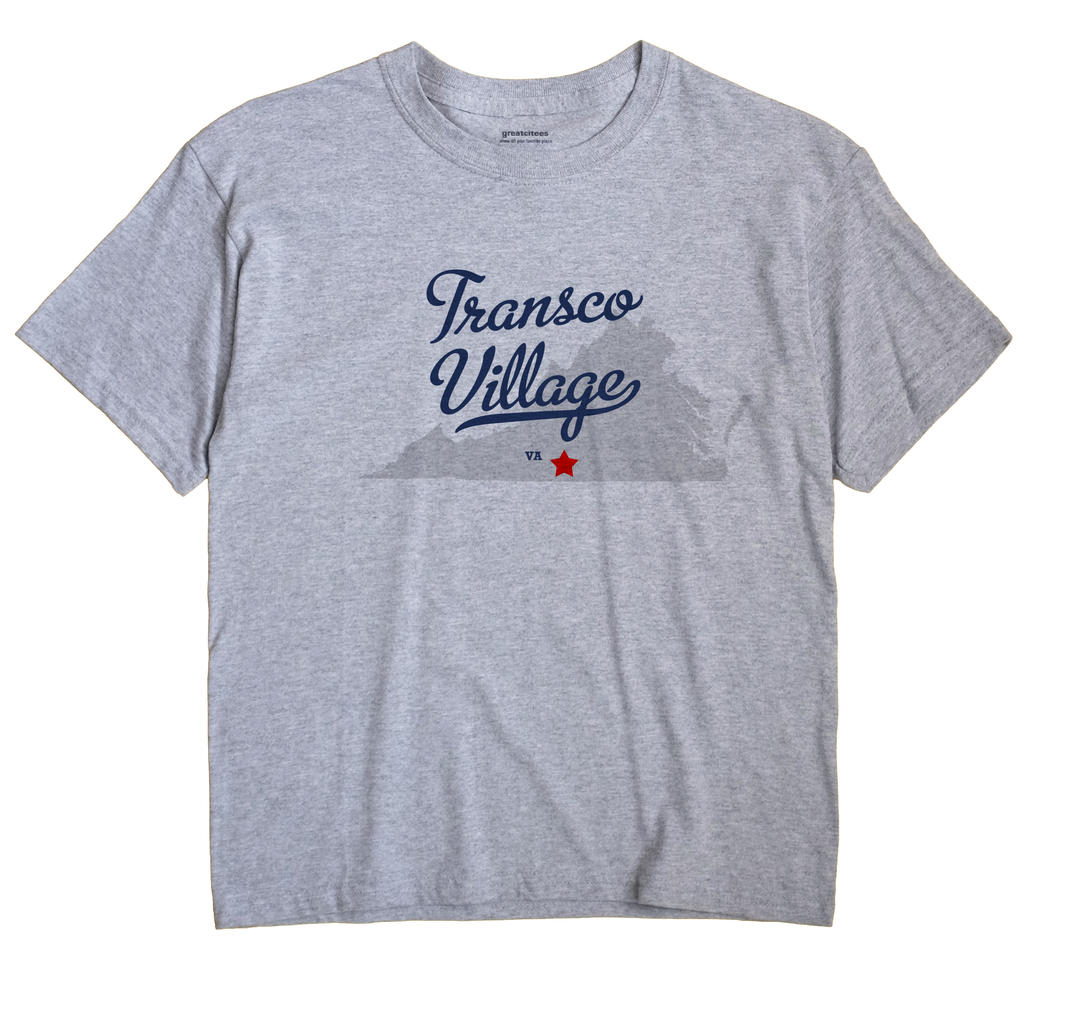 Transco Village, Virginia VA Souvenir Shirt