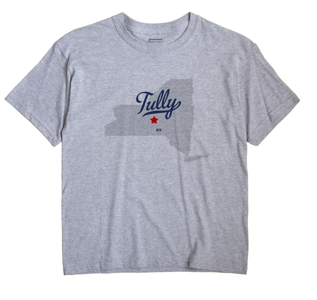 Tully, New York NY Souvenir Shirt