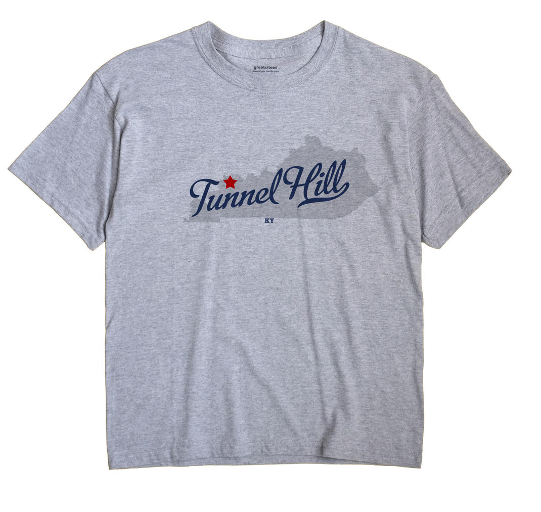 Tunnel Hill, Kentucky KY Souvenir Shirt