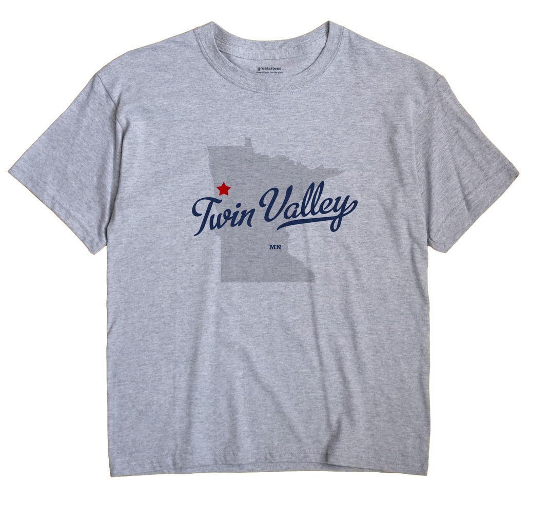 Twin Valley, Minnesota MN Souvenir Shirt