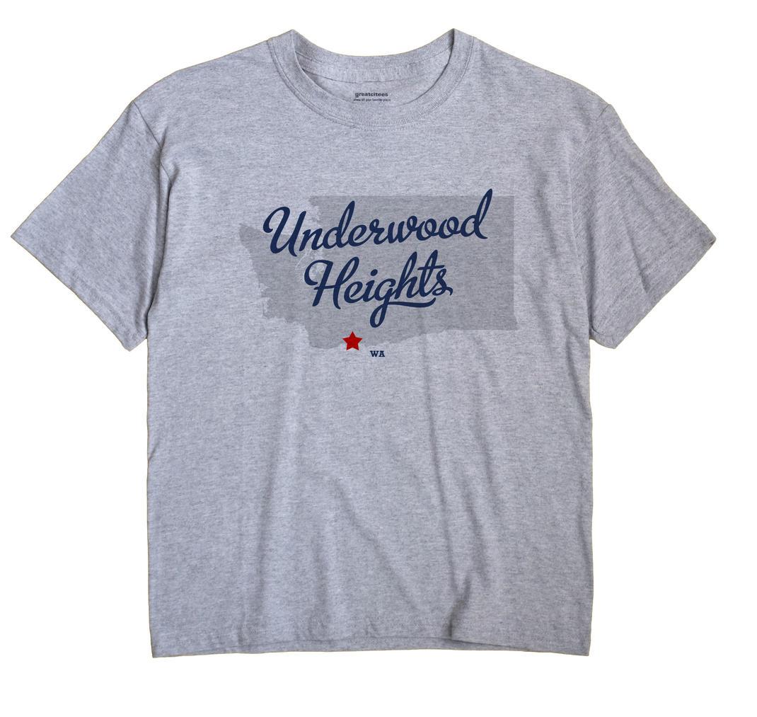 Underwood Heights, Washington WA Souvenir Shirt
