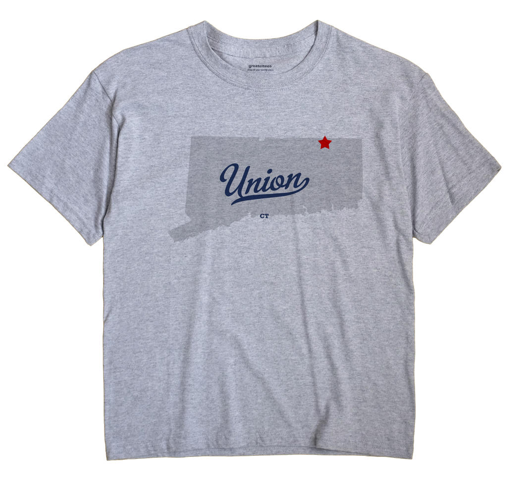 Union, Connecticut CT Souvenir Shirt