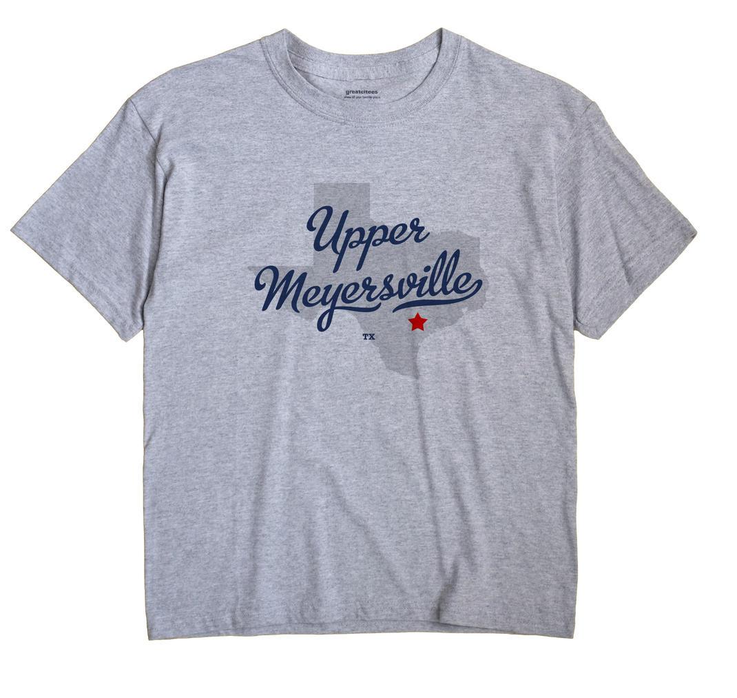 Upper Meyersville, Texas TX Souvenir Shirt