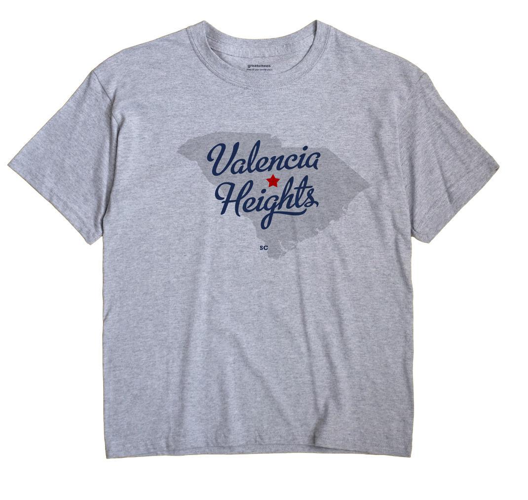 Valencia Heights, South Carolina SC Souvenir Shirt