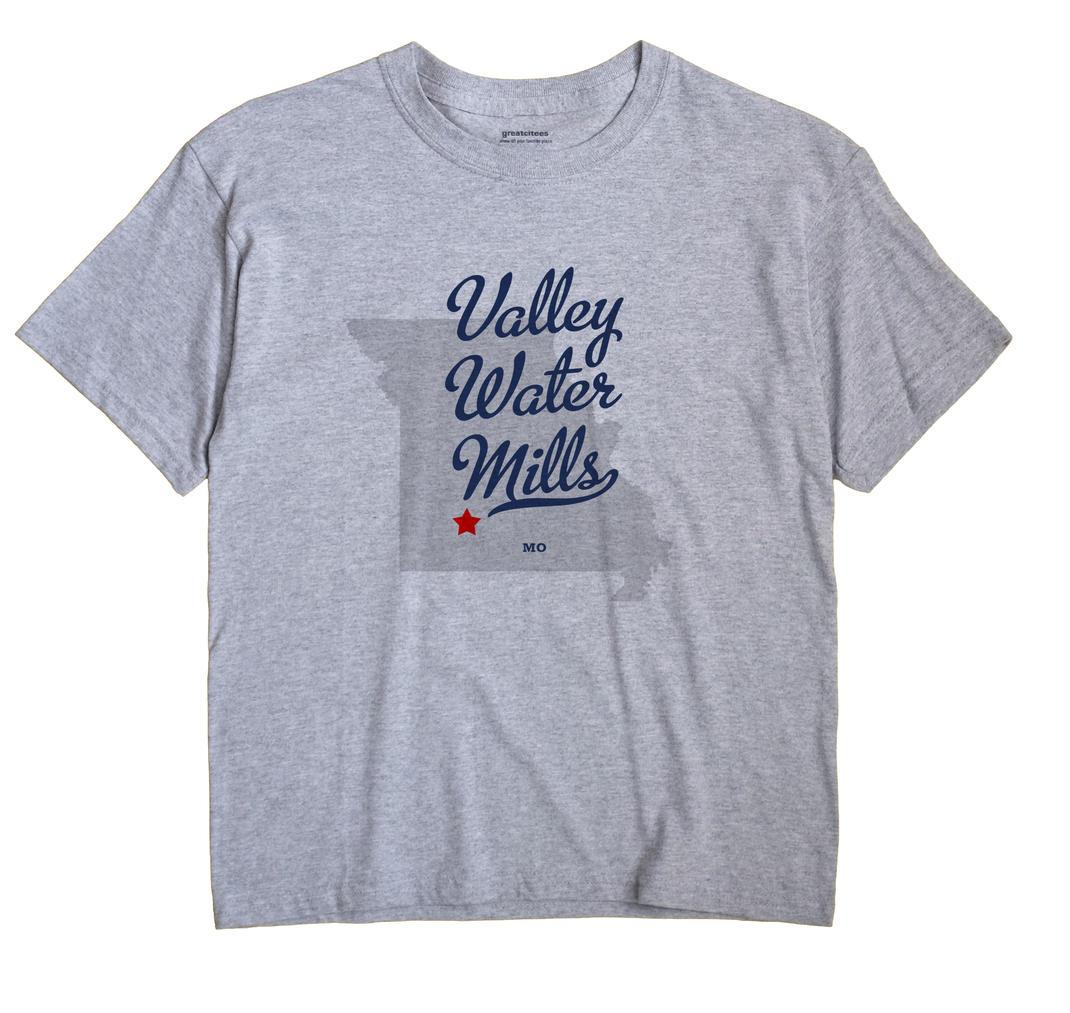 Valley Water Mills, Missouri MO Souvenir Shirt
