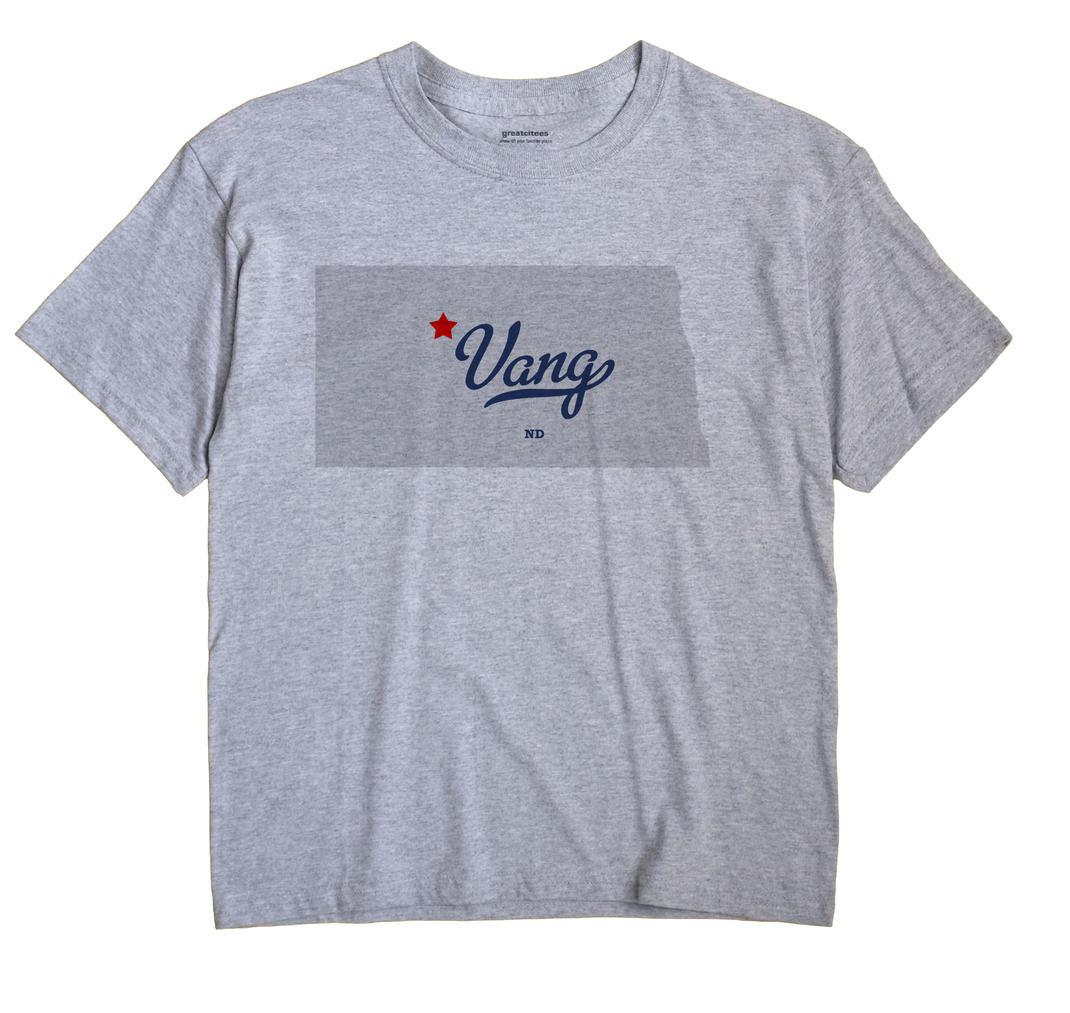 Vang, North Dakota ND Souvenir Shirt
