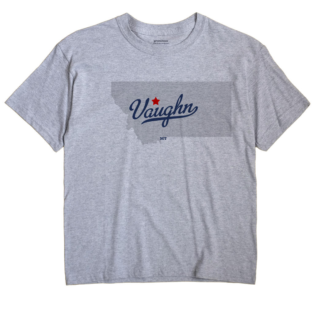 Vaughn, Montana MT Souvenir Shirt
