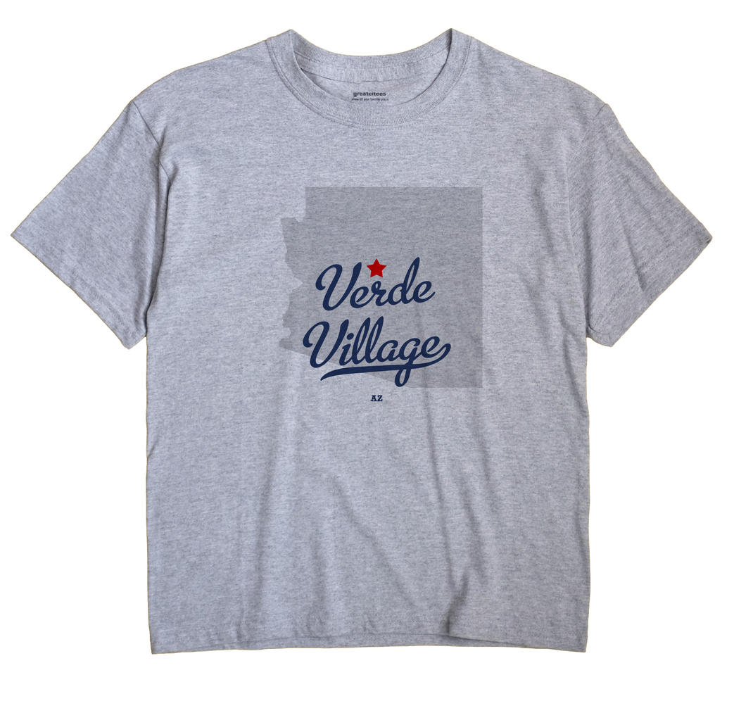 Verde Village, Arizona AZ Souvenir Shirt